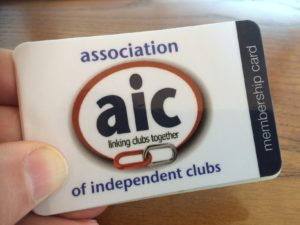 March Braza Membership Card
