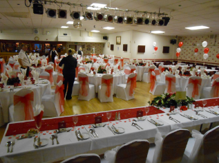 March Braza Function Room