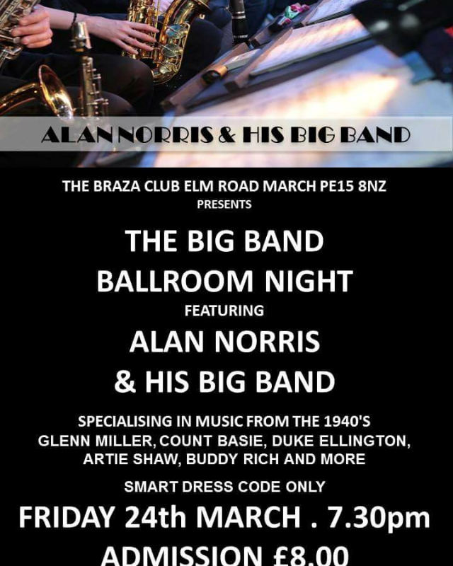 Alan Norris BIG Band